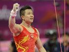视频-英雄榜:吊环王陈一冰 永远有一颗冠军的心