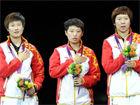 视频-英雄榜:轻松卫冕 中国摘女乒团体金牌