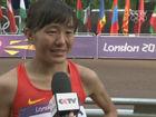 视频-藏族姑娘切阳什姐激动落泪:用微笑表达感谢