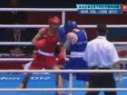 视频-男子拳击半决赛 邹市明急停+迎击攻其不备