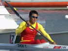 视频-皮划艇小组赛 两位中国选手成功晋级