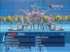 视频录播-女子花游集体技术自选决赛 中国摘银