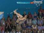 视频-男子十米台决赛 林跃第一跳接近满分