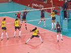 视频集锦-奥运女子排球决赛 巴西力克美国卫冕