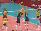 视频录播-奥运女子排球决赛 巴西VS美国第二节