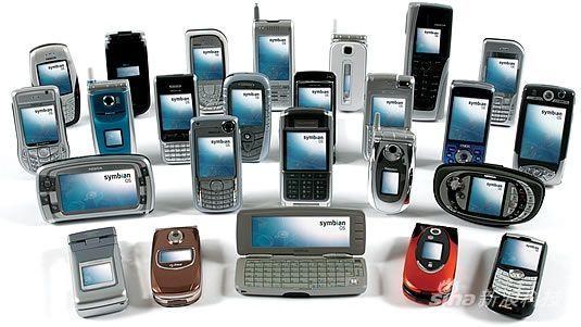 曾经辉煌的塞班手机联盟