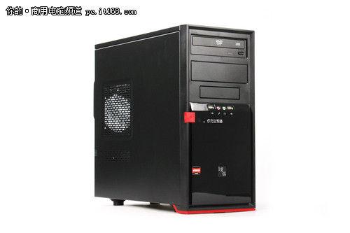 立足数据安全 方正商祺n320台式机评测图片