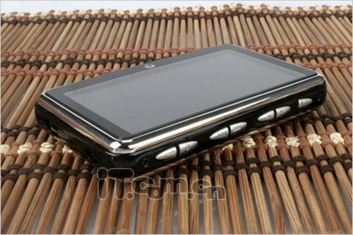 世界上最小宽屏MP4汤姆逊A1深入评测