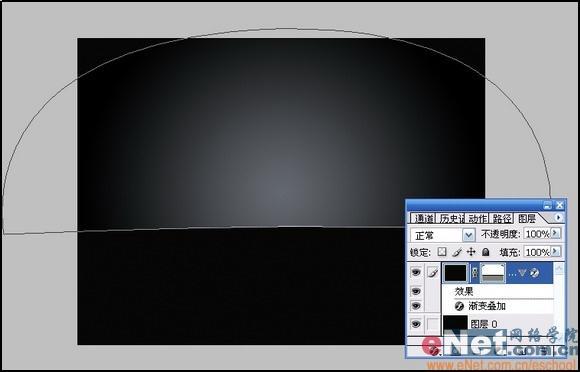 Photoshop做MEDIAPLAYER水晶透明播放器