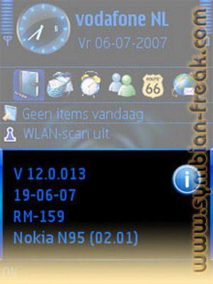 七处升级诺基亚N95新增A-GPS定位功能
