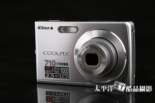 尼康S200图片