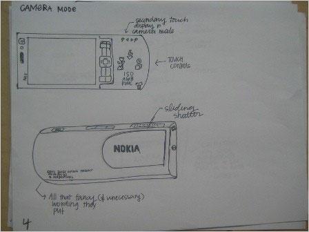 完美结合诺基亚N系列新机设计图曝光