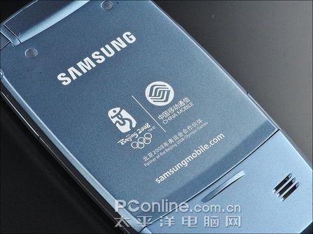 320万像素三星超薄奥运手机U308评测