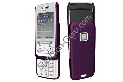 浪漫迷紫情调诺基亚E65两种颜色登场