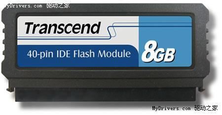 IDE接口不闲置 创见推IDE接口闪存盘图片