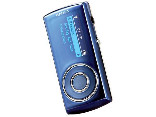 长虹ZARVA MP321 200元以下最时尚MP3
