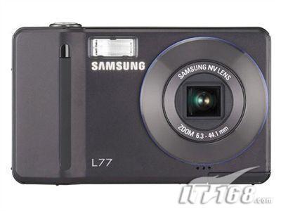 最薄长焦数码相机三星L77仅售2050元