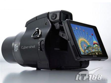完美跳姿长焦DC索尼H9售价仅3350元