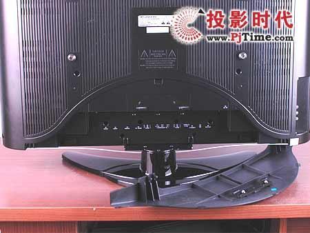 康佳lc32ct 36ac液晶电视 接口配置整体分布图
