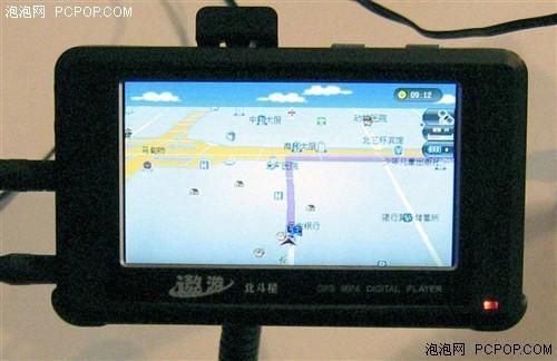屏幕尺寸很重要 4.3寸宽屏gps导航仪精选(6)