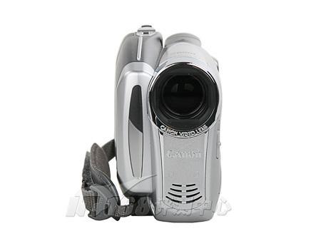 35倍大变焦佳能DVD摄像机DC230评测