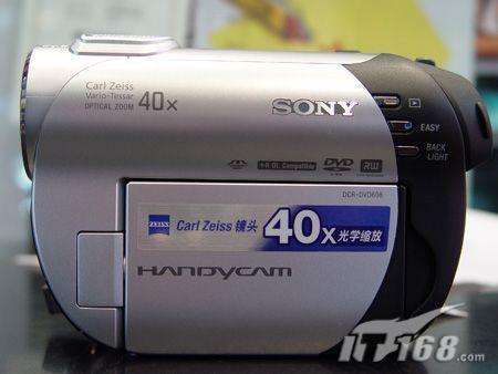 家用40X光变DV索尼光盘机608E降价凶猛