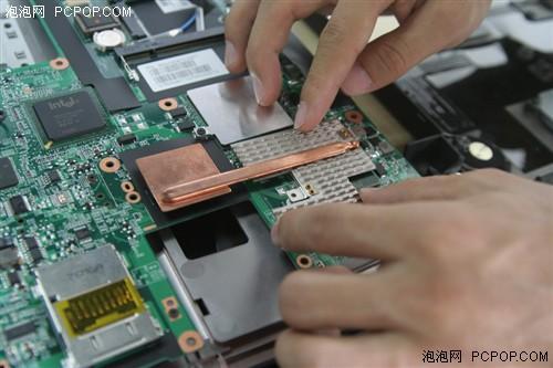 低电压u7600 gatewaymx1049c图解拆机(5)_笔记本_科技