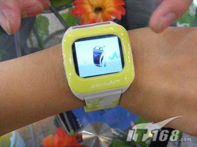[西安]一机两用爱国者手表型MP3热卖中