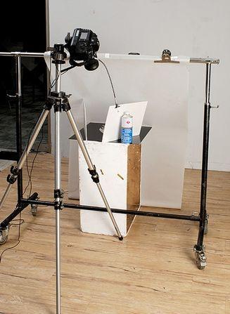你来做专业摄影师在家即可玩商业摄影
