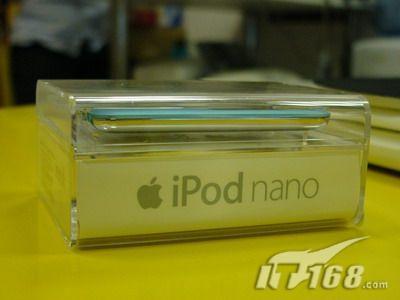 [郑州]nano亮相8G版苹果MP3震撼抵郑