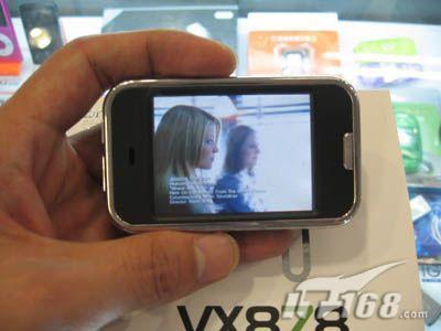 [北京]迷你版iPhone昂达新品MP3上市