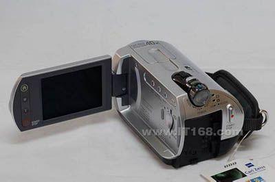 40倍变焦索尼SR42E硬盘DV促销价4280元