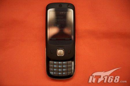 S1滑盖版本HTC时尚WM6新机Juno曝光