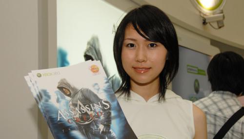 不知火舞回来了2007东京酒窝展美女全图秀_美女生活照电玩图片