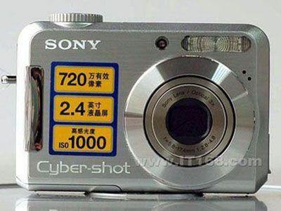 主流低端家用DC索尼S700超值仅1160元