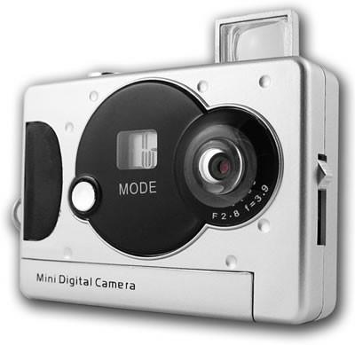 DC挂上钥匙链超乎你想象的相机设计
