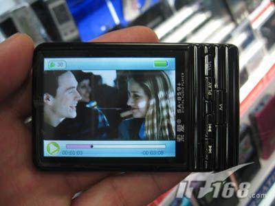 [北京]带摄像头索爱新款卡片MP3刚上市