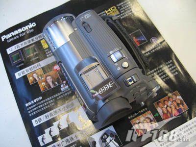 [北京]3CCD摄像机松下GS238只卖3860元