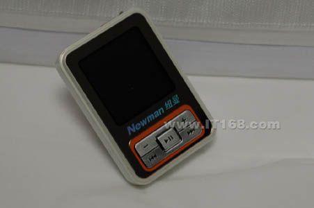 [上海]纽曼M520MP3播放器1G版仅260元