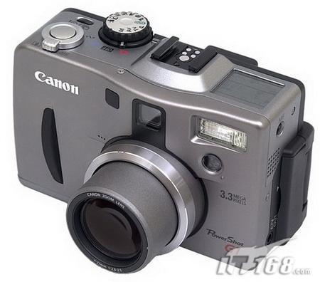 先驱者回顾5款盛极一时的准专业数码相机