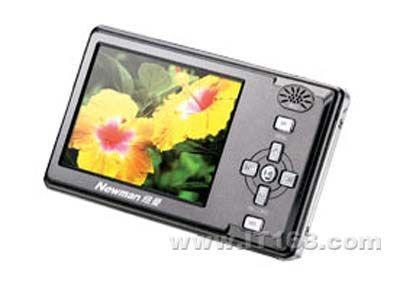 [上海]纽曼靓影K52GB版MP4仅售568元