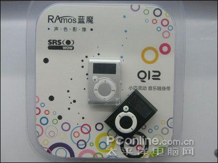 低价力挫苹果iPod2G蓝魔Q12仅售299元