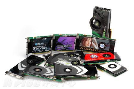 CPU如何配不同平台下8800GT显卡性能实测