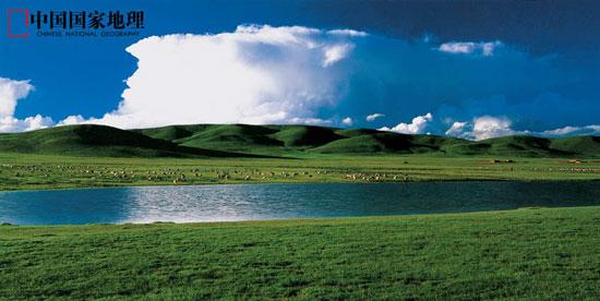 羌塘自然保护区生态系统独特