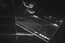 罗塞塔飞船发回帅气自拍照:11月将登陆彗星