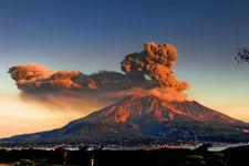 最新研究称100年以内火山爆发或毁灭日本