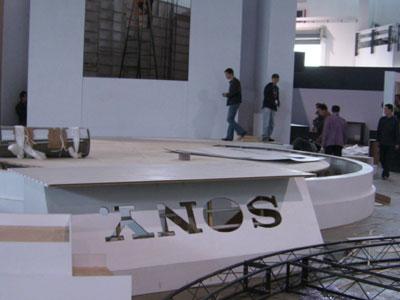 科技时代_P&E展前探秘:开放式设计的索尼展台
