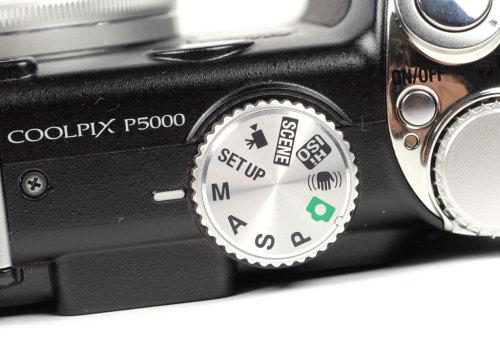相机的模式转盘和单反相机各种菜单模式一应俱全
