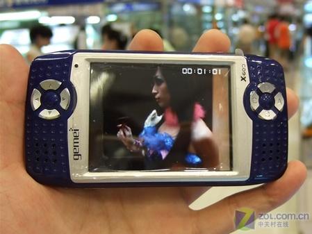 昔日经典MP3歌美X650携X600低价卖