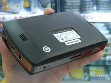 80GB容量大宽屏迪美视MP4特价1599元